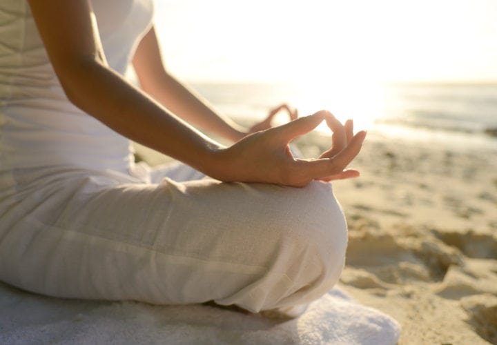 Yoga-blanco