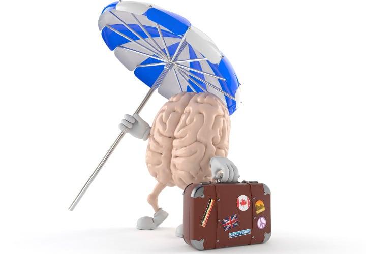 El cerebro después de las vacaiones