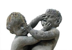 conflicto entre hermanos