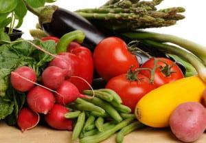 vegetales secos