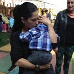 Este bebé precioso fue abandonado con neumonía en un hospital