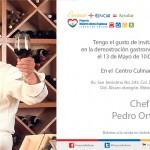 Cocinar + Educar = Ayuda