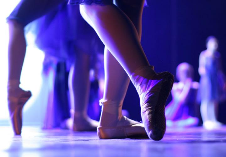 Bailarines de Ballet WP