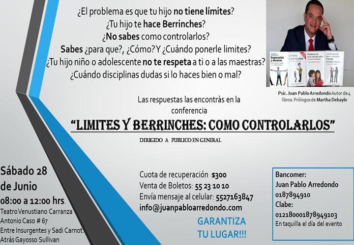 Conferencia Juan Pablo