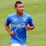"Luis Garrido, Selección de Honduras, le dicen el ""Gorgojo"""