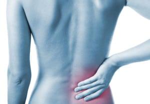 Dolor de espalda baja (lumbagia)