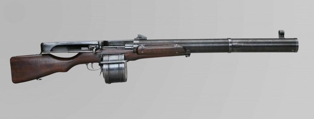 Rifle automático
