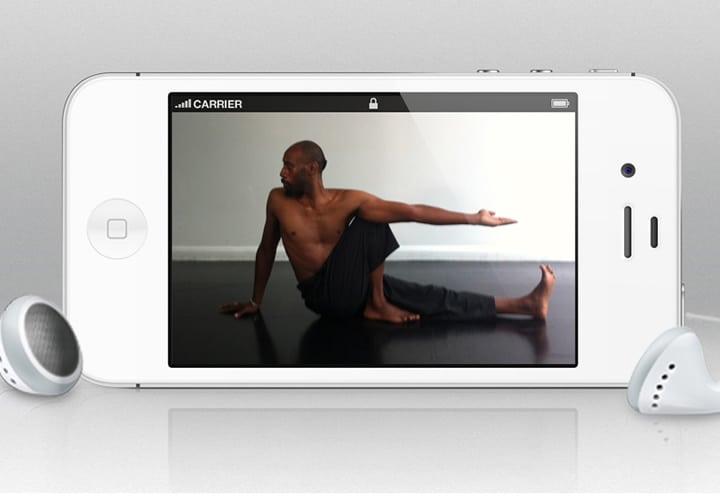 App en modo zen