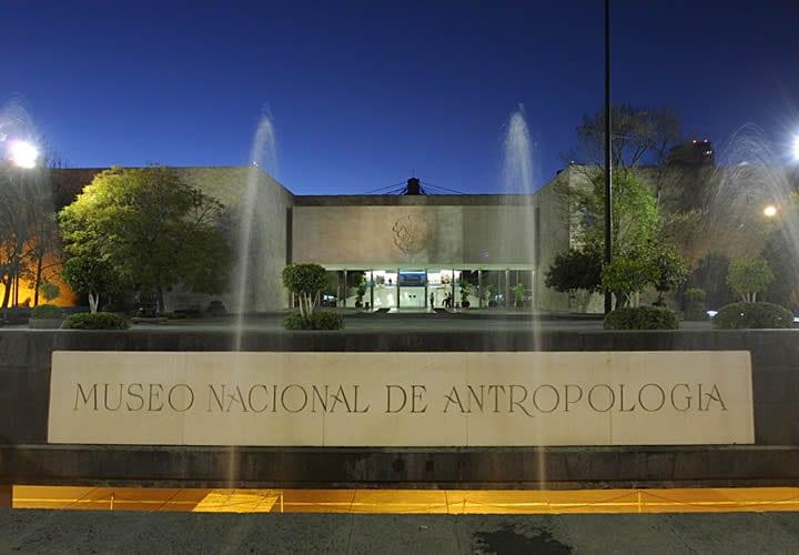 Happy B-day Museo Nacional de Antropología