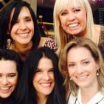 Ana Paula Ordorica, Yuriria Sierra, Martha Debayle, Karla Iberia  y Carla Estrada