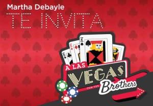 A Las Vegas con tus bros