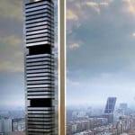 Rascacielos ubicado en el conjunto del complejo Cuatro Torres Business Área (CTBA), en el barrio de Fuencarral-El Pardo. Pertenece a esta entidad financiera y fue inaugurada el 5 de mayo de 2009.