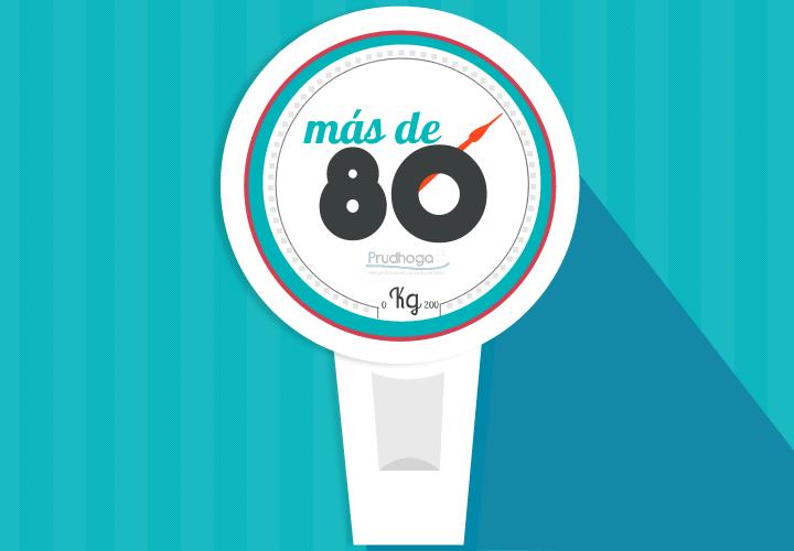 #MásDe80