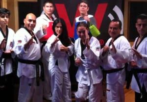 taekwondo en w radio