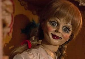 5 muñecas realmente poseídas