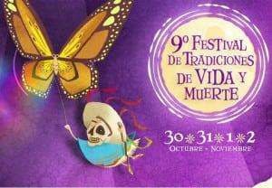9ª edición del Festival de Tradiciones de Vida y Muerte