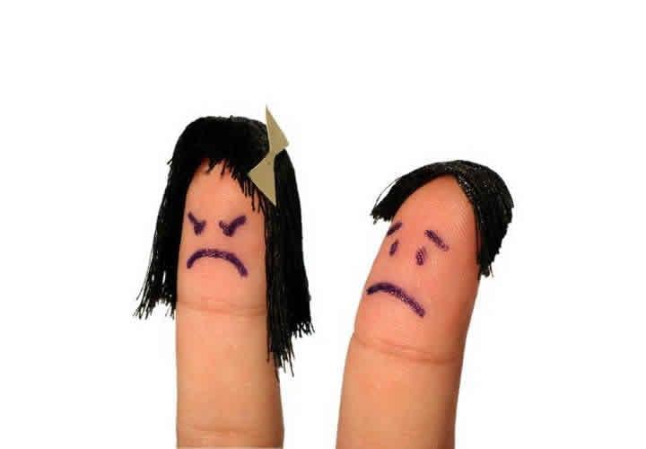 ¿Reaccionas o respondes ante los conflictos con tu pareja?