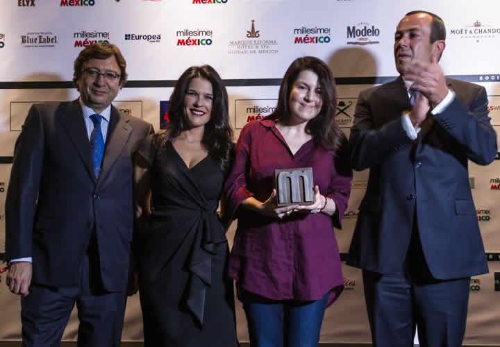 Entrega de premios Millesime