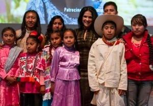 Ayudar a un millón de niños en cuatro años: La meta de Patrocina a México