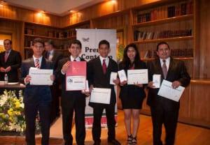 Premio Contacto Banxico