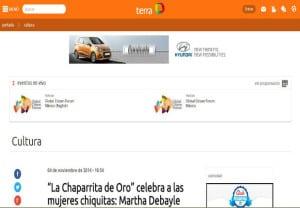 "Terra: ""La Chaparrita de Oro"" celebra a las mujeres chiquitas"