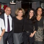 Laura Rincón Gallardo, Mario Guerra, Lucy Romero, Martha Debayle, Aura Medina de Wit, Anamar Orihuela