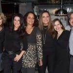 Lucy Romero, Martha Debayle, Aura Medina de Wit, Anamar Orihuela, Gaby Pérez Islas, Reyes Haro