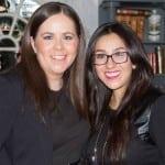 Mercedes D`Acosta y Marybel Yáñez