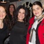 Graciela Hess, Martha Debayle y Mariana Colmenares