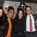 Marybel Yáñez, Eduardo Calixto, Martha Debayle, Fermín Zubiaur, Claudira Torre