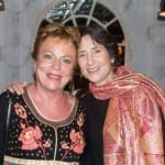 Raquel Katz y Nancy Steinberg