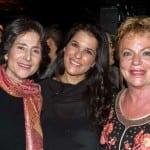 Nancy Steinberg, Martha Debayle y Raquel Katz