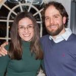 Luz Baena y Roger Wagner