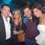 Fernando Barriga, Lily Estoril, David Armenta y Dzoara Ruiz