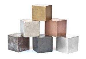 Metales-peados