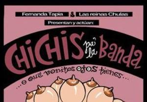 """""""Chichis pa´ la banda"""" …O qué bonitos ojos tiene"""