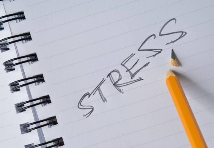 ¡Combate el estrés!