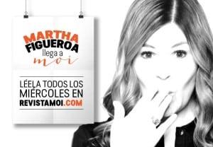 Martha Figueroa en moi