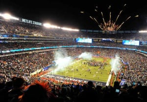 La lana del Super Bowl
