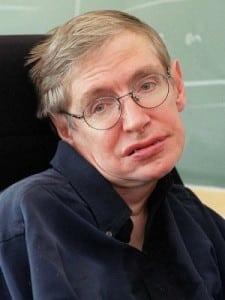 10. Stephen Hawking