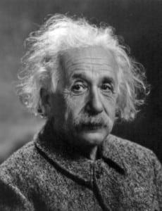 9. Albert Einstein