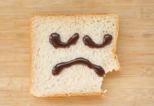 Comida que te deprime
