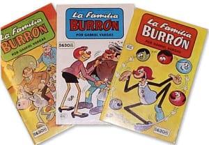 """Lo que no sabías de… """"La Familia Burrón"""""""