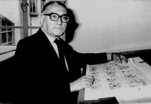 Centenario del nacimiento del creador de la Familia Burrón
