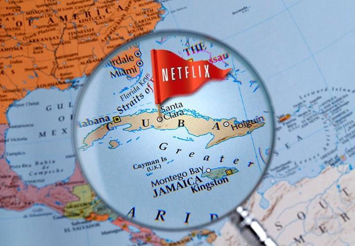 Netflix conquista Cuba