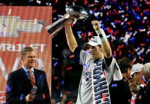 El Super Bowl XLIX es de lo Patriotas