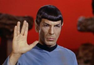 """El comandante Spock de """"Star Trek"""" murió"""
