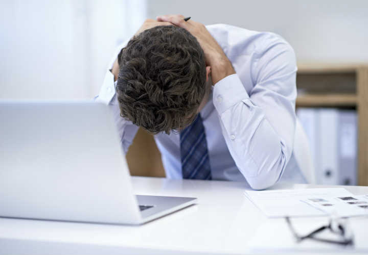 Estrès y depresiòn adrenal