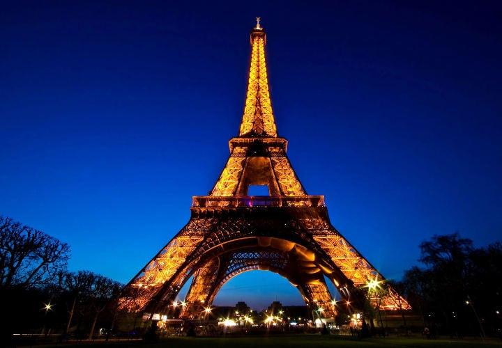 Torre Eiffel portada