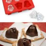 ¿Chocolates o hielos? Darth Vader dispuesto a ser lo que quieras.